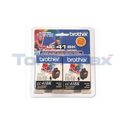 BROTHER MFC-210C INK CARTRIDGES BLACK